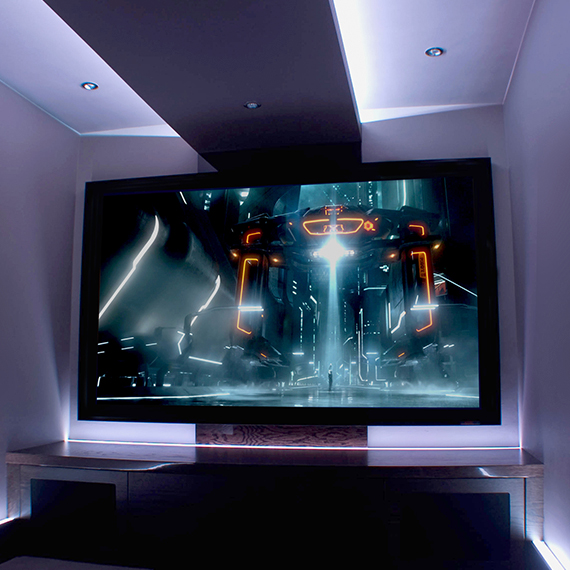 Amazing Home Cinema Designs Available At Http: Home Cinema